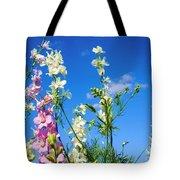 Wildflowers #13 Tote Bag
