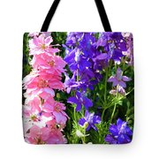 Wildflowers #16 Tote Bag