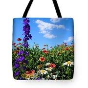 Wildflowers #7 Tote Bag