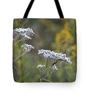 Wildflowers In September 2012 Tote Bag