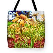 Wildflowers In The Wilds Of Colorado Tote Bag