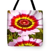 Wildflowers Tall Tote Bag