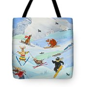 Wildlife Freestyle Tote Bag