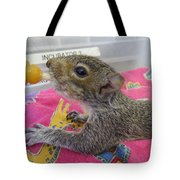 Wildlife Rehabilitation Tote Bag