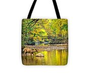 Wildlifes Thirst Tote Bag