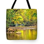 Wildlifes Thirst Tote Bag