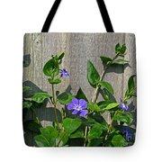 Wildly Purple Tote Bag