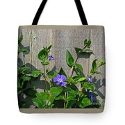 Wildly Purple Tote Bag