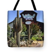Wildseed Farms Tote Bag