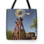 Wildseed Farms Windmill Tote Bag