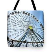 Wildwood Ferris Wheel Tote Bag
