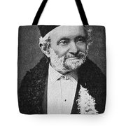 Wilhelm Eduard Weber (1804-1891) Tote Bag