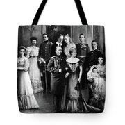 Wilhelm II (1859-1941) Tote Bag