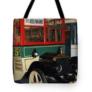 Wilkes Barre Bus   # Tote Bag