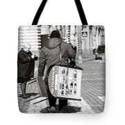 Will Cell Phones Cameras Hurt Photography? - Featured 3 Tote Bag