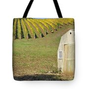 Willamette Valley Mcminnville Oregon Tote Bag