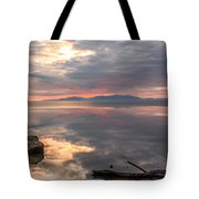 Willard Bay Tote Bag