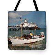 William Allchorn Eastbourne Tote Bag