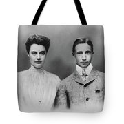 William And Cecilie, C1905 Tote Bag