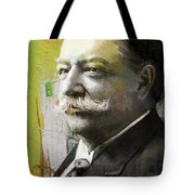 William Howard Taft Tote Bag by Corporate Art Task Force