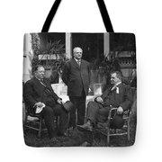 William Howard Taft(1857-1930) Tote Bag
