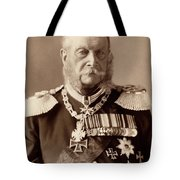 William I Of Prussia (1797-1888) Tote Bag