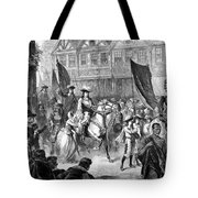 William IIi Of England (1650-1702) Tote Bag