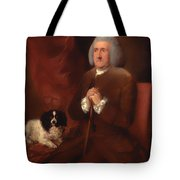 William Lowndes - A Auditor Of His Majesty's Court Of Exchequer  Tote Bag