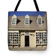 William Pitt Shop Williamsburg Virginia Tote Bag