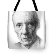 William S. Burroughs Tote Bag