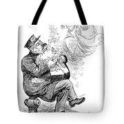 William S Tote Bag
