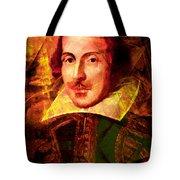 William Shakespeare 20140122 Tote Bag