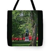William The Silent Tote Bag