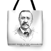 William Weihe Tote Bag