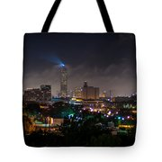 Williams Tower Beacon Tote Bag