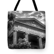 Williamson County Courthouse Bw Tote Bag