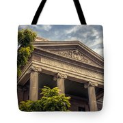 Williamson County Courthouse Tote Bag