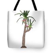 Williamsonia Gigas Prehistoric Tree Tote Bag