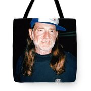 Willie Nelson 1988 Tote Bag