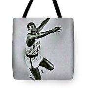 Willis Reed Tote Bag by Florian Rodarte