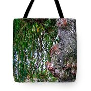 Willow Man Profile Tote Bag