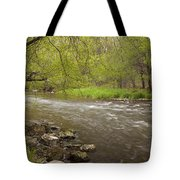 Willow River 3 Tote Bag