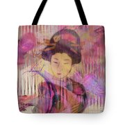 Willow World - Square Version Tote Bag