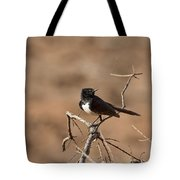 Willy Wagtail V7 Tote Bag