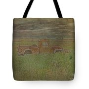 Willys Jeep 1952 Tote Bag