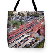 Wilmington Amtrak Tote Bag
