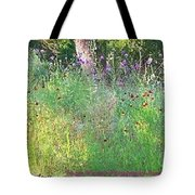 Wimberly Wildflowers Tote Bag