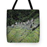 Winay Wayna Inca Trail Peru Tote Bag