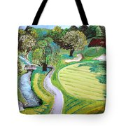 Winchester Country Club IIi Tote Bag