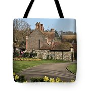 Winchester Park Tote Bag